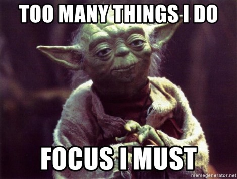 Image result for too many things to do meme