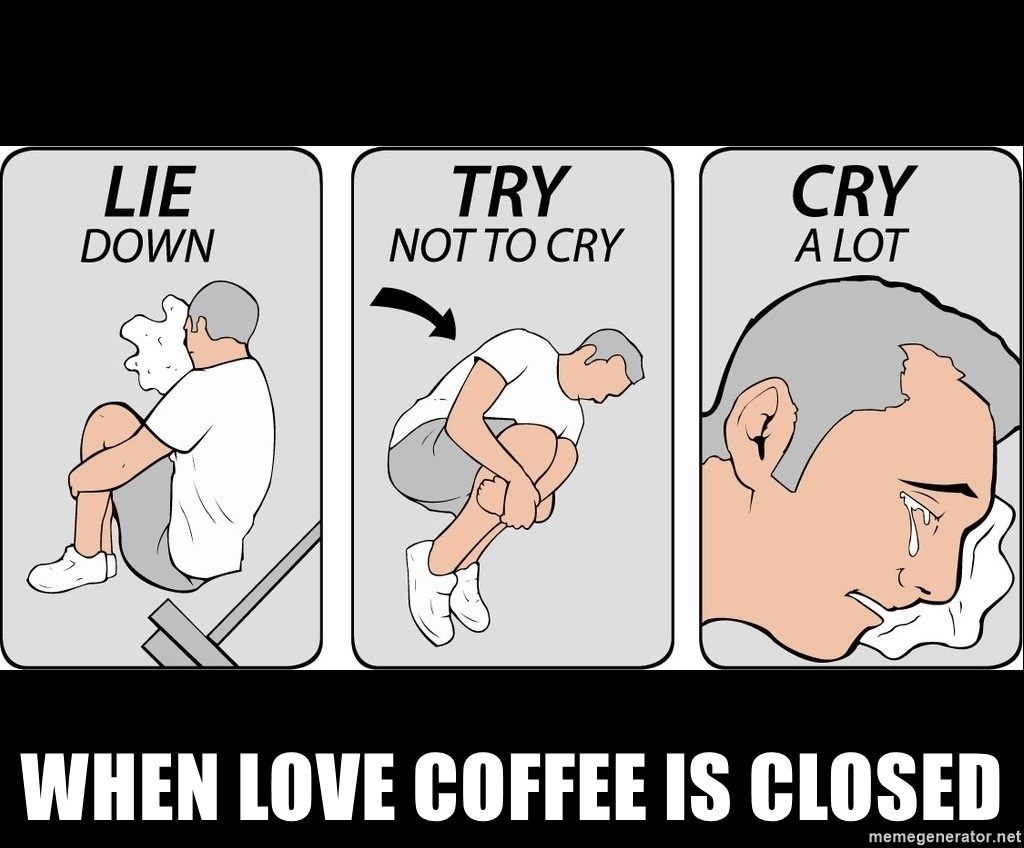 Lay Down And Cry Meme Generator
