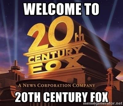 The 20th Century Fox But As Mya Neeeeeeeeee Anime Meme On Me Me