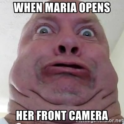 The Best Front Camera Memes Memedroid