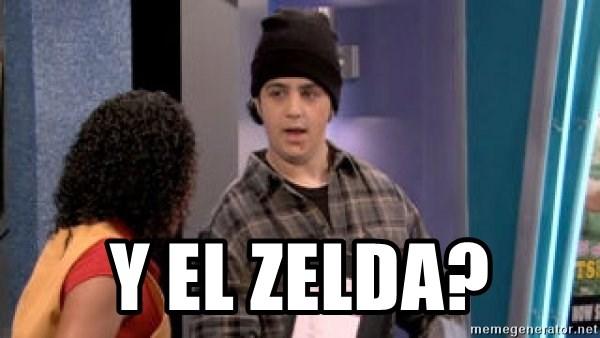 Y El Zelda Josh Y Los Billetes Meme Generator