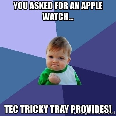 Hilarious Apple Watch Memes Are Already Here Throwing Shade At
