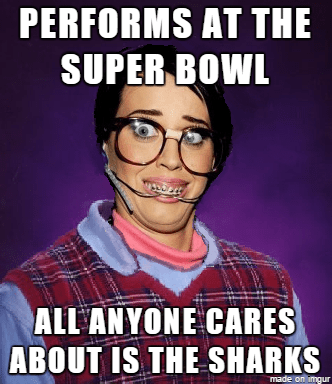 Bad Luck Katy Perry Meme Guy