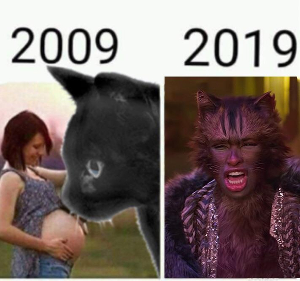 The Sonic Cinematic Universe Marches On Cats 2019 Film Know