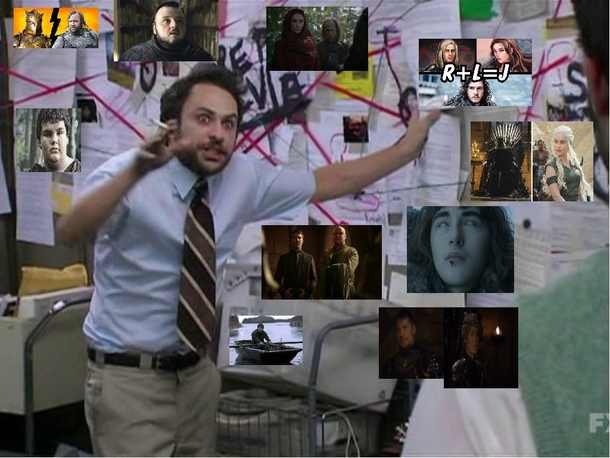 Me Trying To Explain Game Of Thrones Lorehistorytheories To