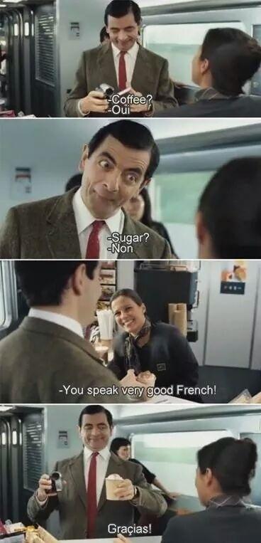 Oh Mr Bean Meme Guy