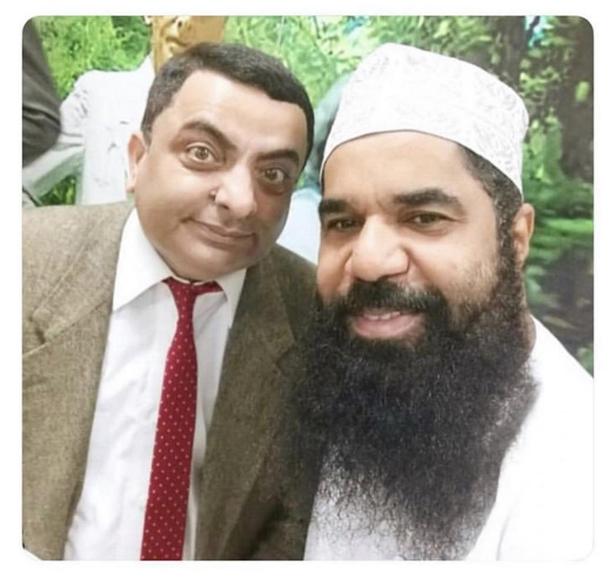 Pakistani Mr Bean Meme Guy