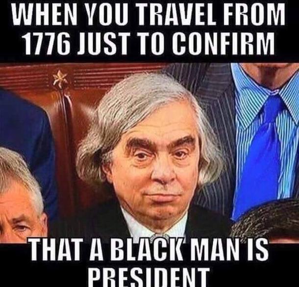 Time Travel Meme Guy