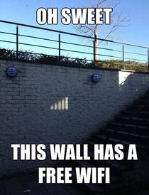 Free Wifi Meme Guy