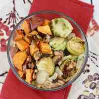 Thanksgiving Roasted Veggies