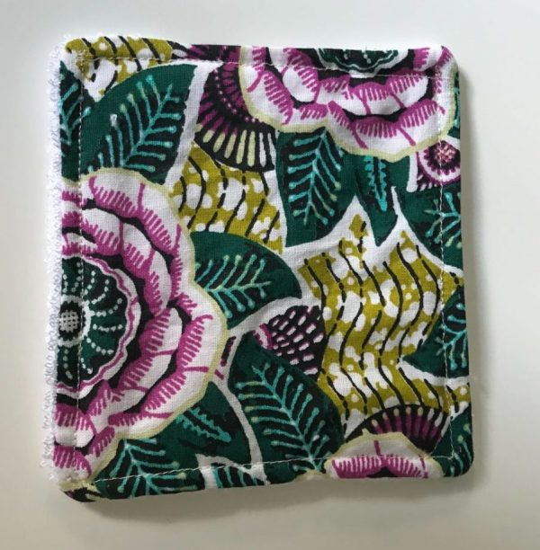 lingettes tissu