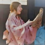 auのCMでナレーターのハーフの女の子は誰?赤鬼(鈴木福)の初恋の女性を調査
