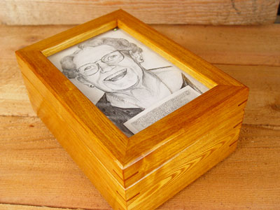 Keepsake Box and Portrait