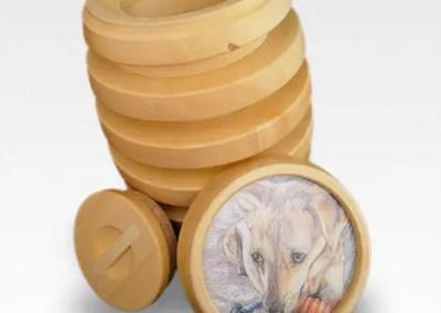 Chew Toy Pet Urn