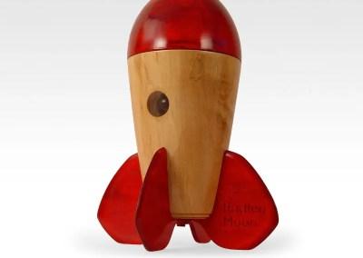 Rocket Infant Urn