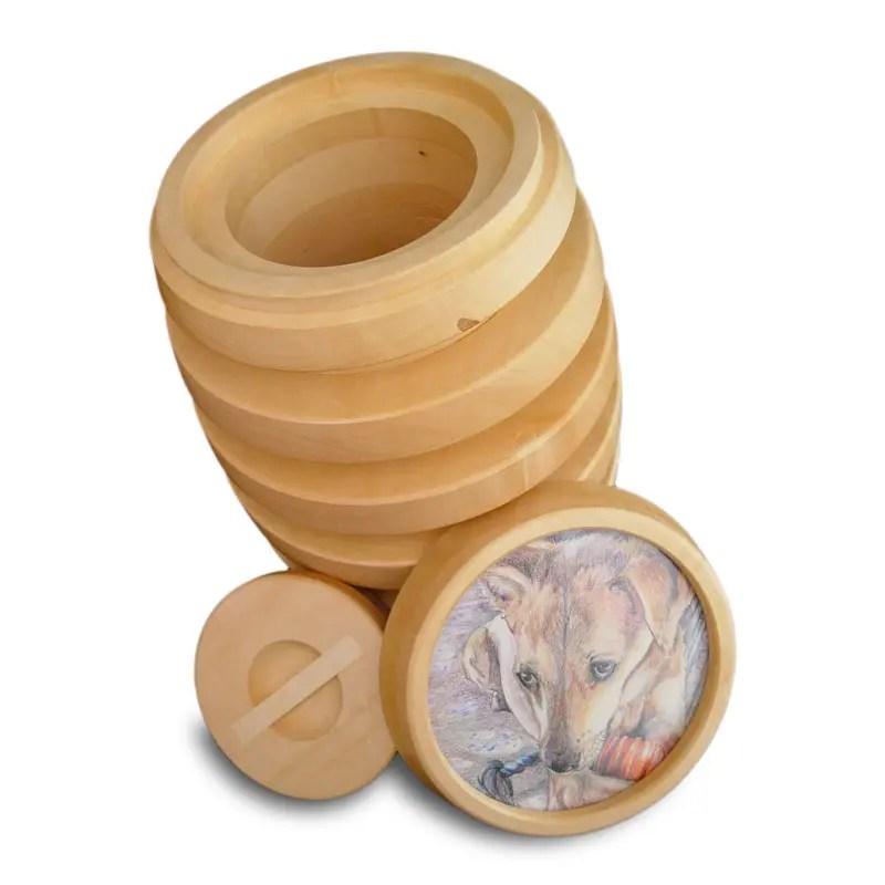 Dog Chew Toy Urn