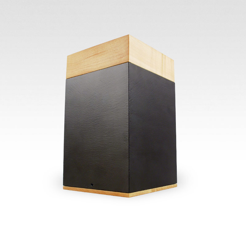 Meta Maple Wood Cremation Urn