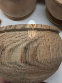 Hairline Split Oak