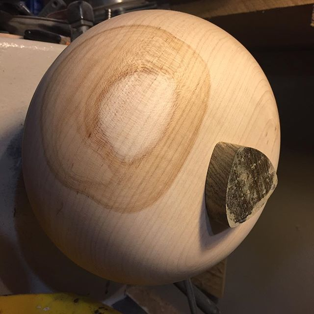 Roughed Monkey Nose with Magnet