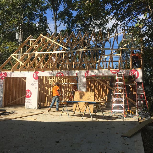 Monsters of Truss - Lash Contracting and Hastings Home Builders