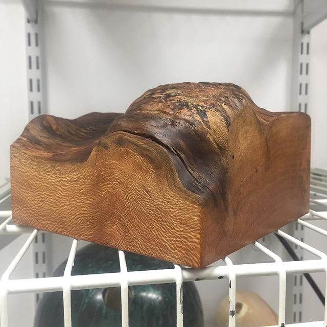 London Plane Burl is Never Not Fascinating