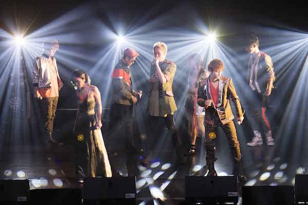 2016-08-13 avex taiwan JPOP - AAA 亞洲巡迴演唱會台灣公演照片1