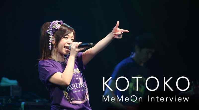 「台灣每次都給人很安心的感覺」 KOTOKO台灣公演前訪問