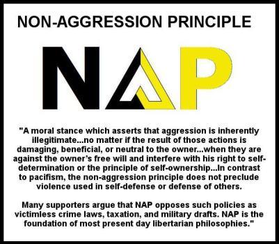 non-aggression principle