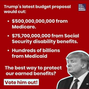 """No, Trump's Budget Doesn't """"Cut"""" $500B From Medicare"""