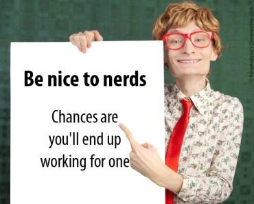 nerds meme quotes