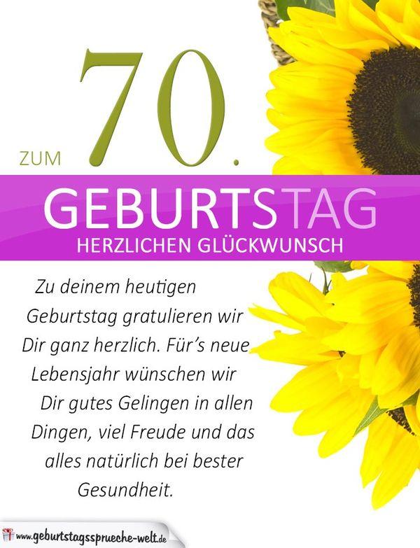 70 Geburtstag Bilder 1gb Pics