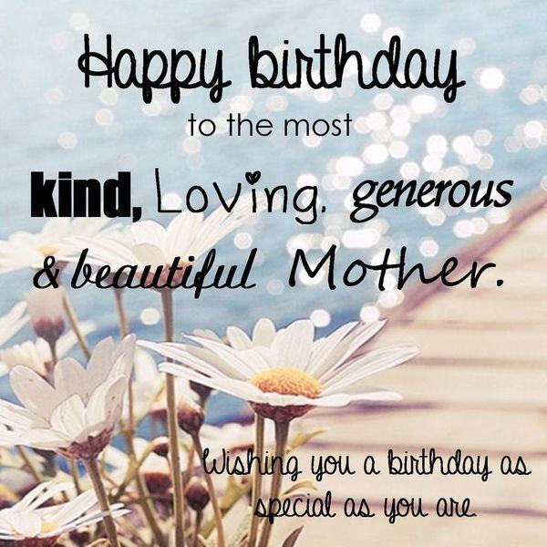 100 Best Happy Birthday Mom Wishes