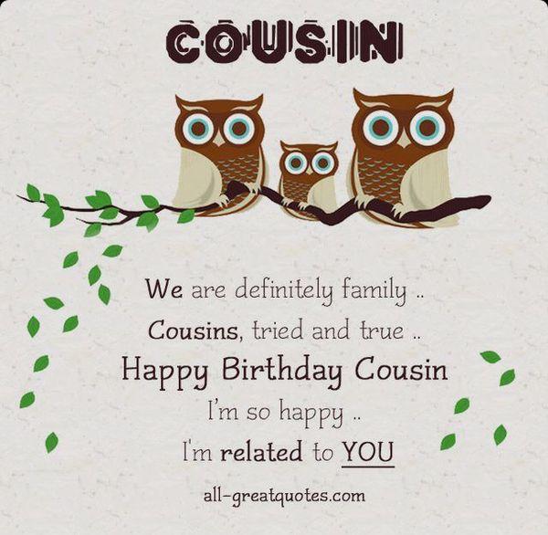 Happy Birthday Cousin Meme - Birthday Cuz Images and Pics ... (600 x 586 Pixel)
