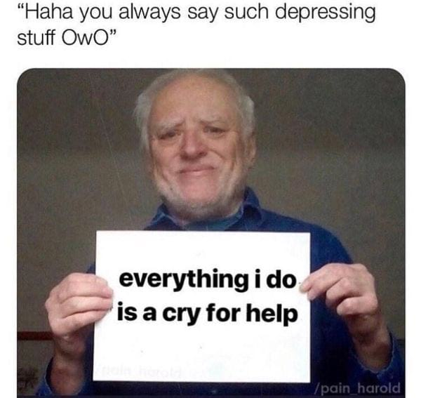 30 Best Sad Memes To Cry Over