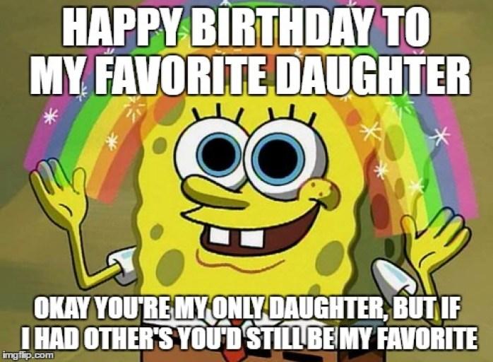 19 Funny Daughter Birthday Meme That Make You Laugh | MemesBoy