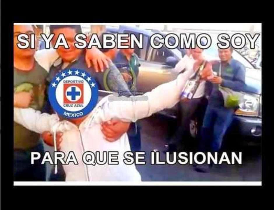 Memes Del Cruz Azul Imagenes Chistosas