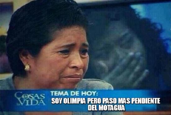 Memes Del Olimpia Imagenes Chistosas