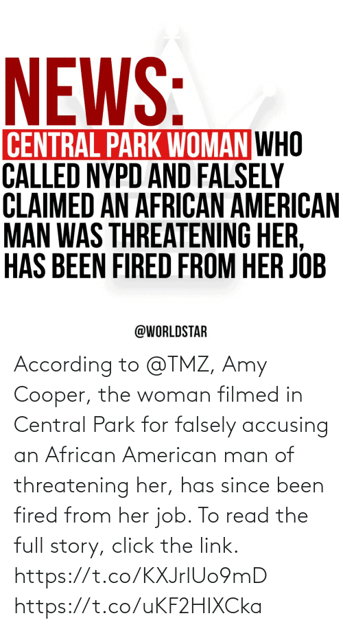 Central Park Karen Amy Cooper Calls Police On Black Man Youtube