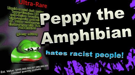 Peppy The Amphibian