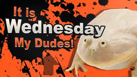 Wednesday Frog