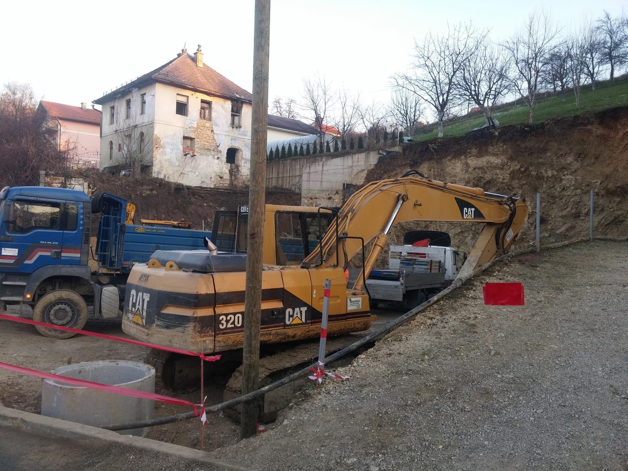 Stambeni objekat – Imobiliare Beganović