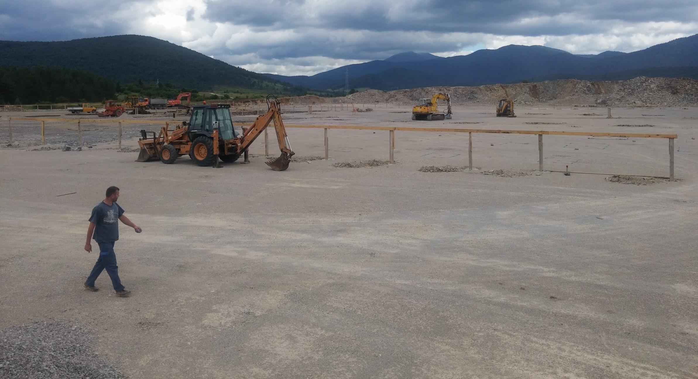 Izgradnja nove proizvodne hale za Pirnar d.o.o. Bos. Petrovac