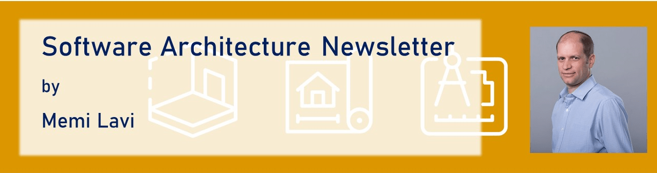 Announcing the Software Architecture Newsletter