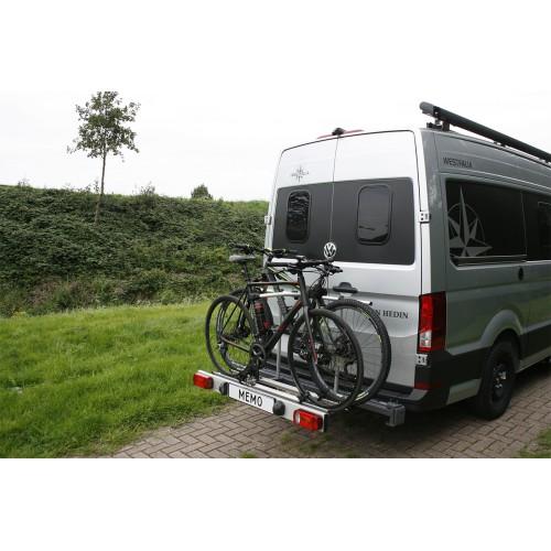 van star swing away bike carrier for