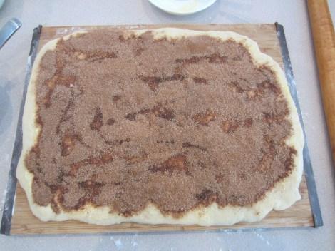 Simple Homemade Cinnamon Rolls | memo2munch