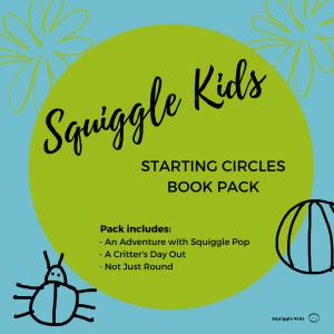 Starting Circles Book Pack