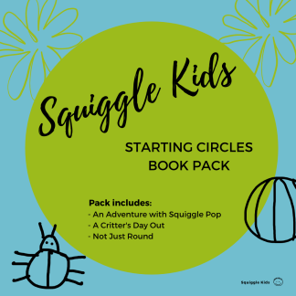 Starting Circles Book Pack
