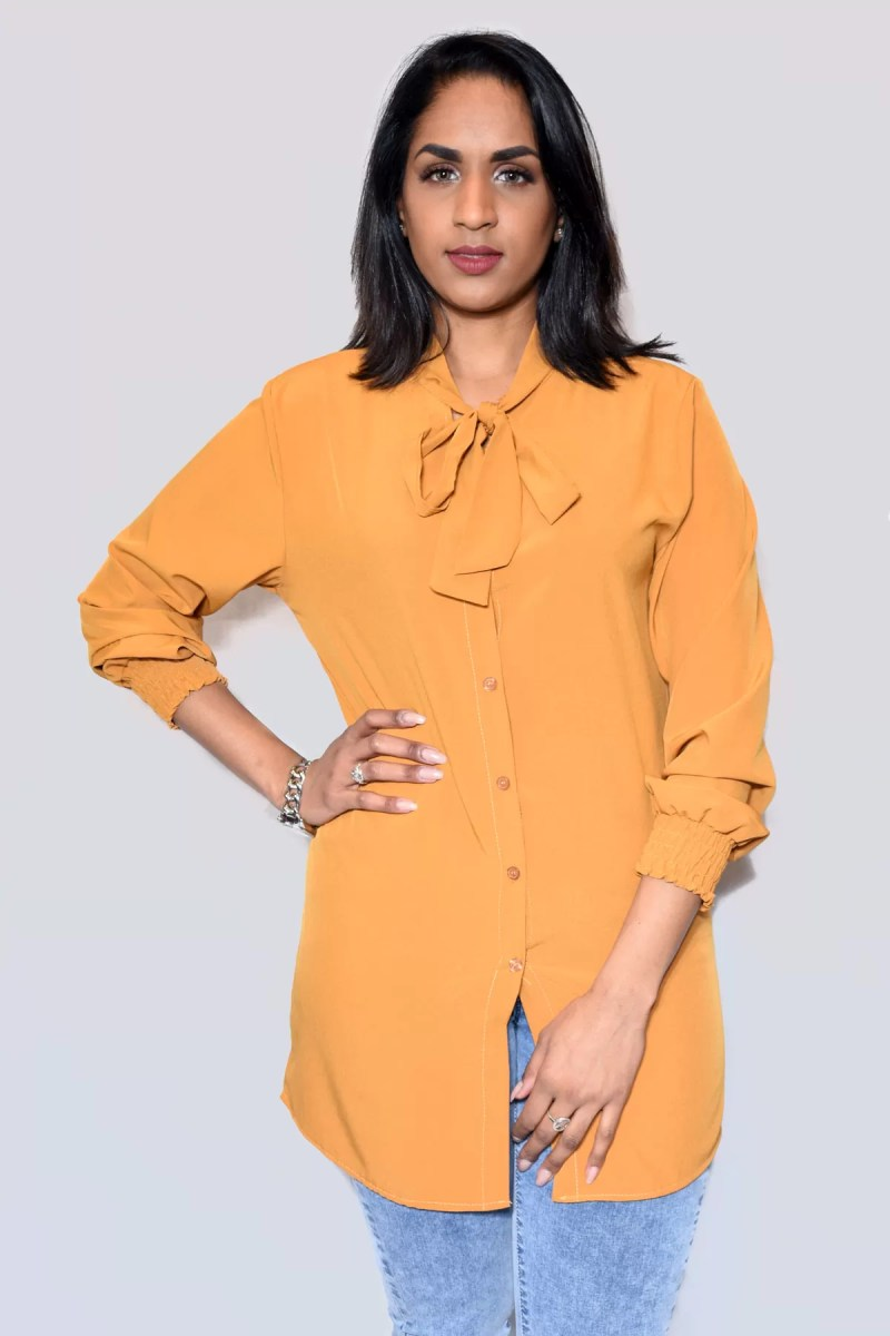 lange blouse dames