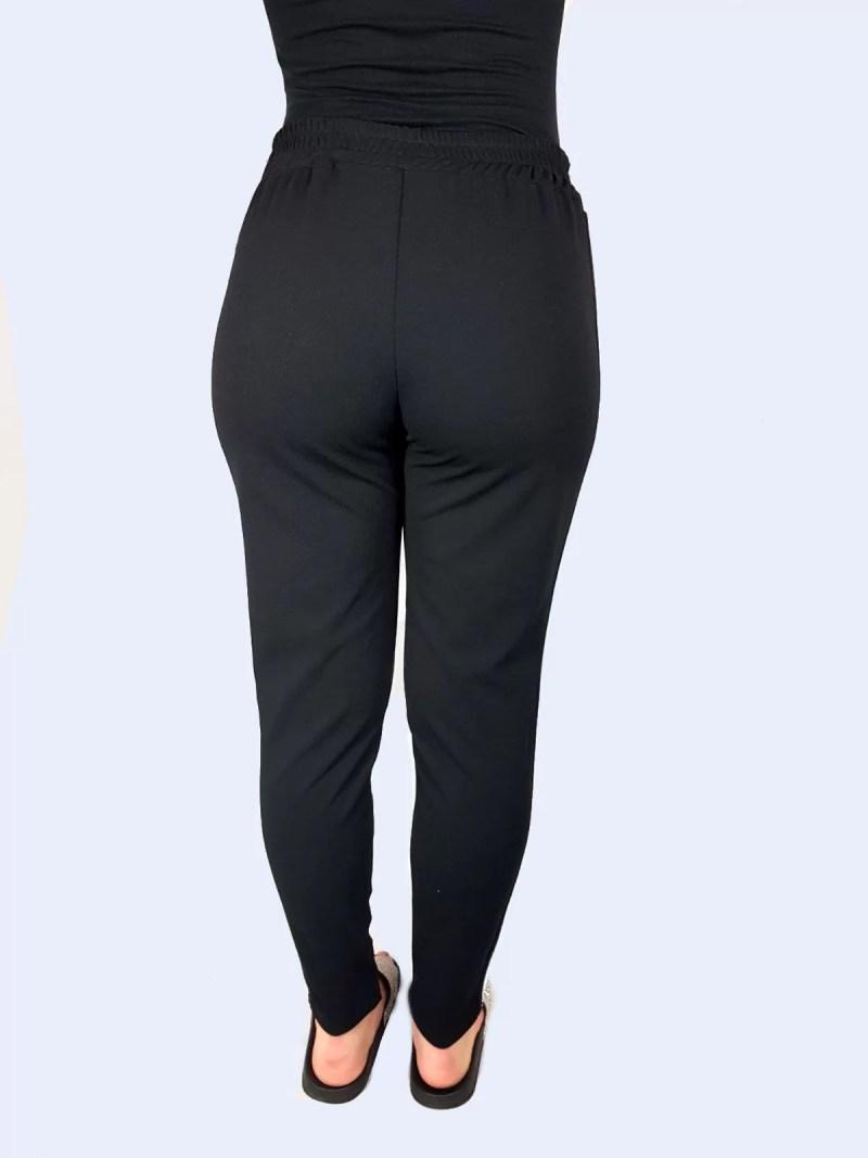 zwart broek voor dames