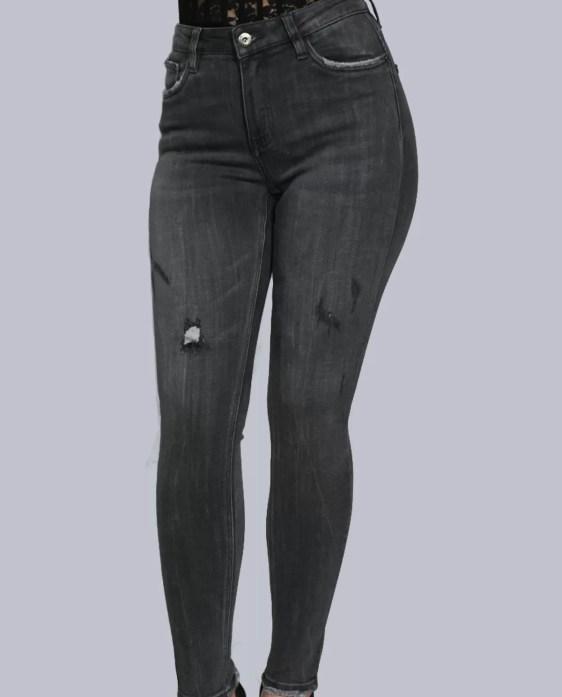 grijs broek dames